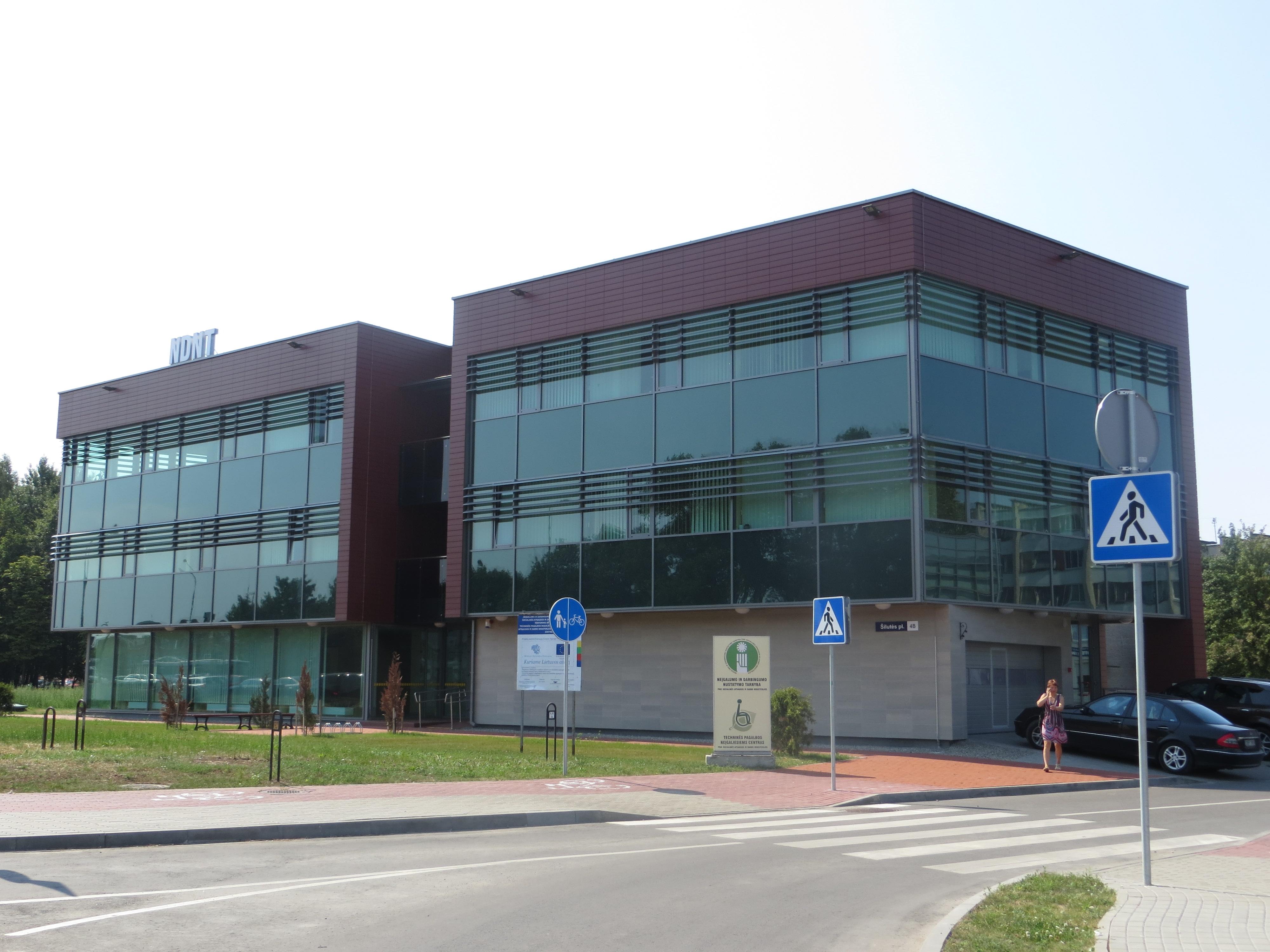 Administracinis pastatas Klaipėdoje